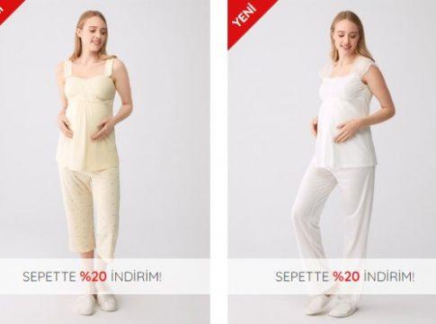 Kaliteli Lohusa Pijama Takımları