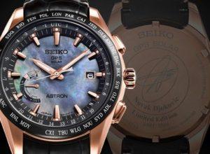 Dünyada Seiko Saat